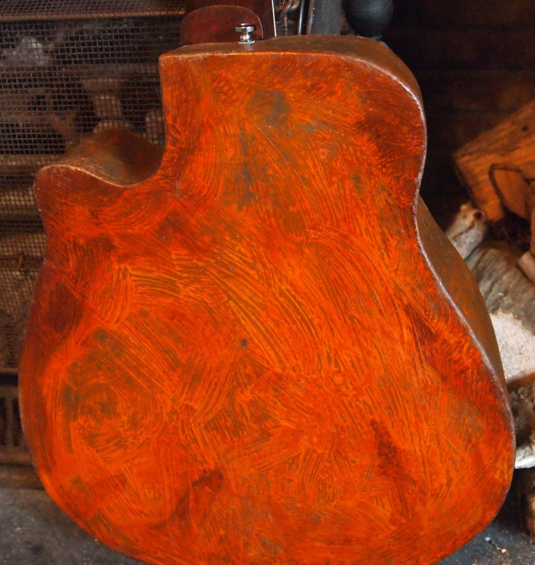 JayDee - Spidershed Guitar